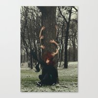 NATURE'S KEEPERS Canvas Print