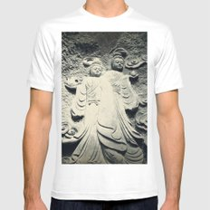 vietnamese heaven White Mens Fitted Tee SMALL