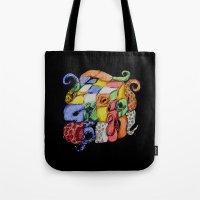 Rubtopus Tote Bag