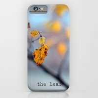 AUTUMN LEAF iPhone 6 Slim Case