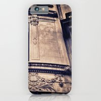 """iPhone & iPod Case featuring """"UPPER WEST FAÇADE by Dwayne Brown"""
