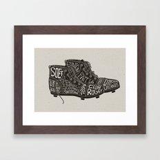SOET Framed Art Print