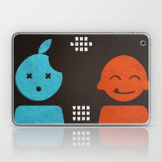 she loves you yeah yeah yeah Laptop & iPad Skin