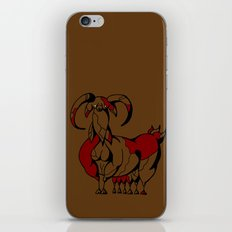 Fat Goat iPhone & iPod Skin