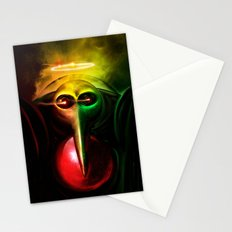 Sachiel the Risen. 3rd Angel of Evangelion Digital Painting Stationery Cards