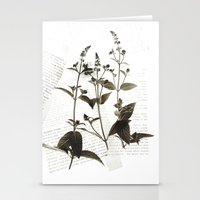 Botanical Catalogue 1 Stationery Cards