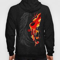 On Fire. Hoody