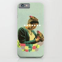iPhone & iPod Case featuring nesting by cardboardcities