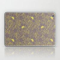 Simply June Yellow Laptop & iPad Skin