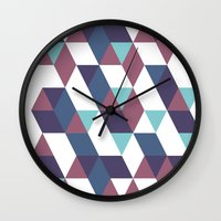 Trangled Wall Clock