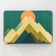 Gold Peak iPad Case