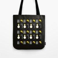 Christmas Icons II Tote Bag