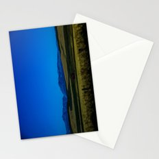 Where the plains meet the Rockies  Stationery Cards