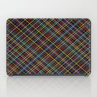 Weave 45 Black iPad Case