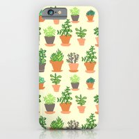 Windowsill Garden iPhone 6 Slim Case