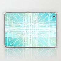 Linear Oceanblast Laptop & iPad Skin