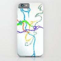 Randomness iPhone 6 Slim Case