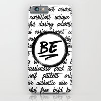 iPhone Cases featuring Be... by Noonday Design
