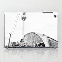 Berlin Alexandraplatz iPad Case