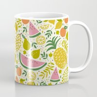 Fruit Mix Mug