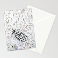 The bagpipes Stationery Cards