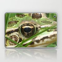 Northern Leopard Frog Laptop & iPad Skin