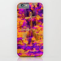 iPhone Cases featuring Color Trip: Saturation  by Tatiana Shaffer