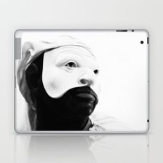 italy - naples - traditional mask_03 Laptop & iPad Skin