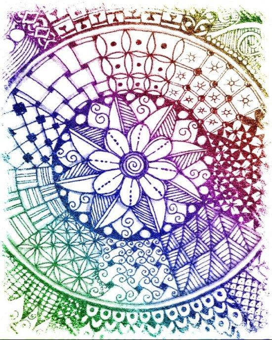 Zen Art Print