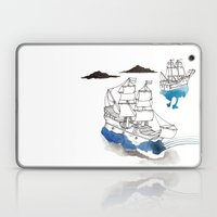 Two Lives Laptop & iPad Skin
