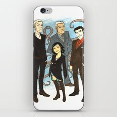 Suits iPhone & iPod Skin