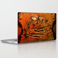 Goodnight Monsieur Bone Laptop & iPad Skin