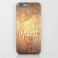 Travel Spirit #4 iPhone 6 Slim Case