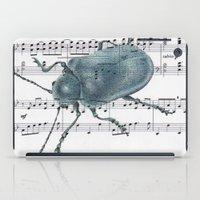 Music Beetle iPad Case