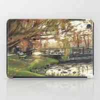 Charles River Esplanade 3 iPad Case