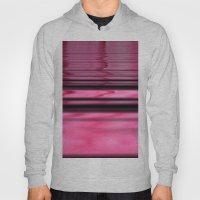 Pink Hobo ~ Abstract Hoody