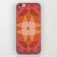 Midcentury Pattern 07 iPhone & iPod Skin