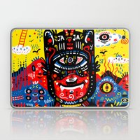 Bright Magic Day Laptop & iPad Skin