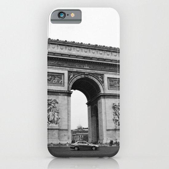 Arc de Triomphe Noir iPhone & iPod Case