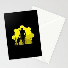 Vault 111 life Stationery Cards