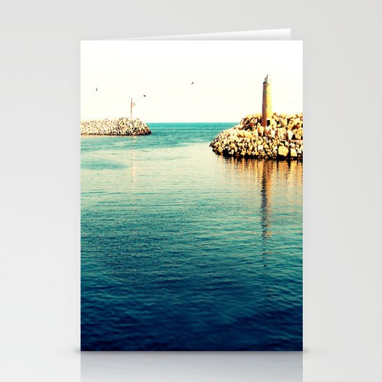What's left Stationery Card