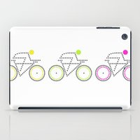 Olympic Posters - Cycle … iPad Case