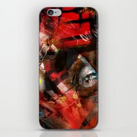 I Must Be In Here Somewh… iPhone & iPod Skin