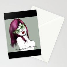 Will Give Kisses for Shoe Money Stationery Cards
