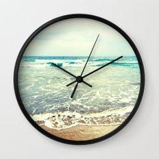 Oh, The Sea, The Sea... Wall Clock