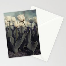 Tulips in Spring Stationery Cards