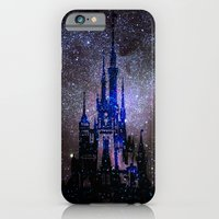 iPhone Cases featuring Fantasy Disney by Guido Montañés