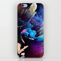Ketamine Sky iPhone & iPod Skin