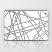 To The Edge Grey Laptop & iPad Skin