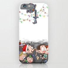 There are CHRISTMAS strings on me... Slim Case iPhone 6s